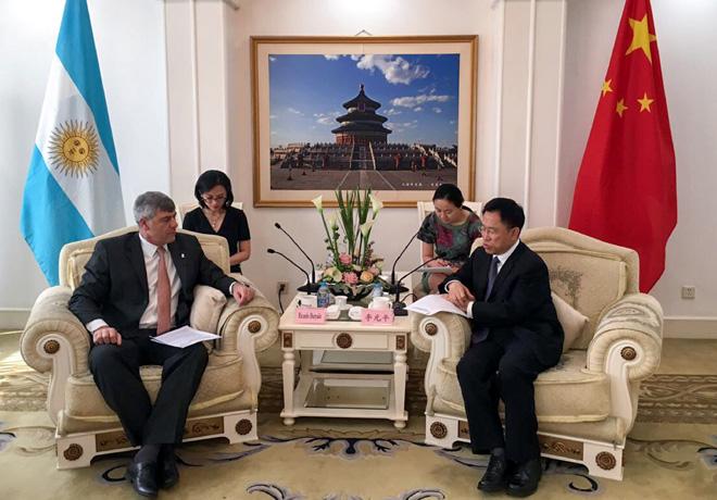 Buryaile en China: Carnes y economías regionales como punto de partida para aumentar exportaciones.