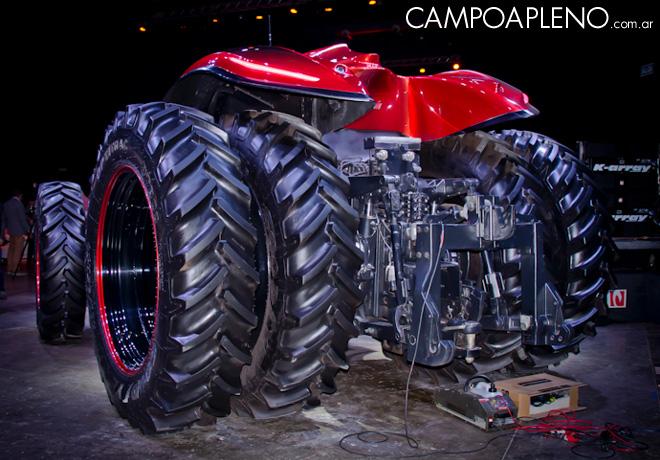 Case IH - Presentacion Tractor Autonomo 5