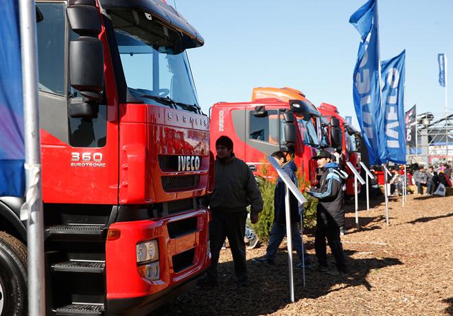 IVECO en AgroActiva 2017