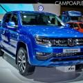 VW Amarok V6 Extreme en el Salon del Automovil de Buenos Aires 2017