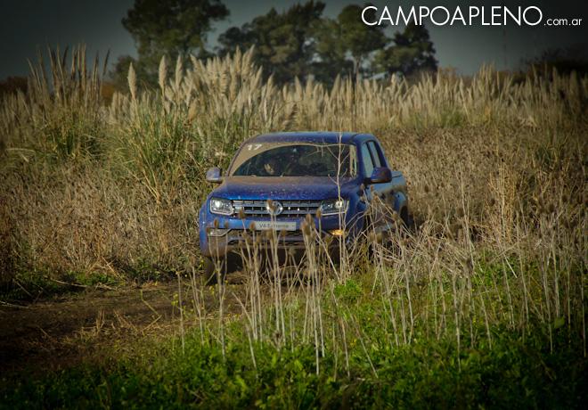 VW - Presentacion Amarok V6 10