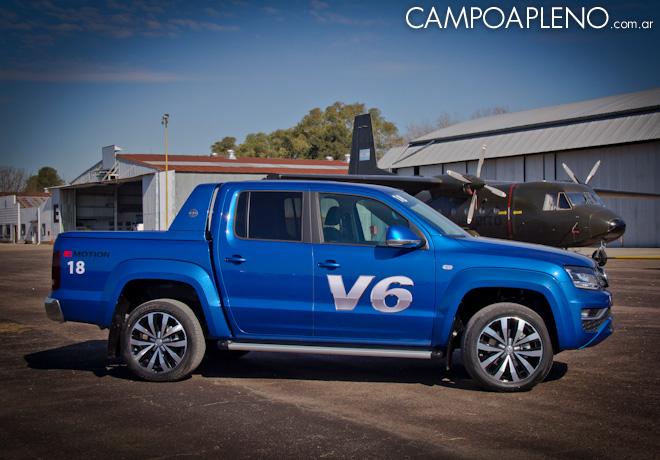 VW - Presentacion Amarok V6 12