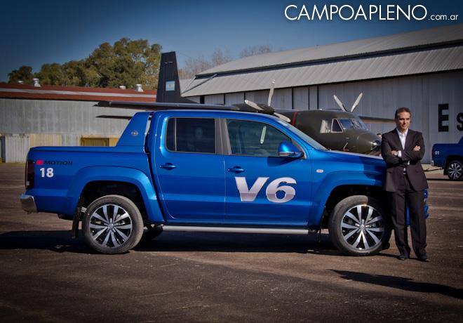 VW - Presentacion Amarok V6 13
