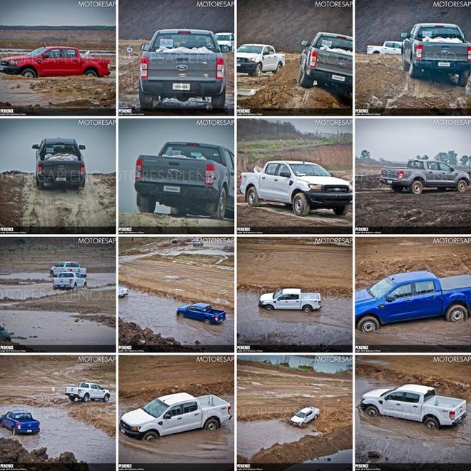 Ford Ranger Experiencie - Galeria Facebook