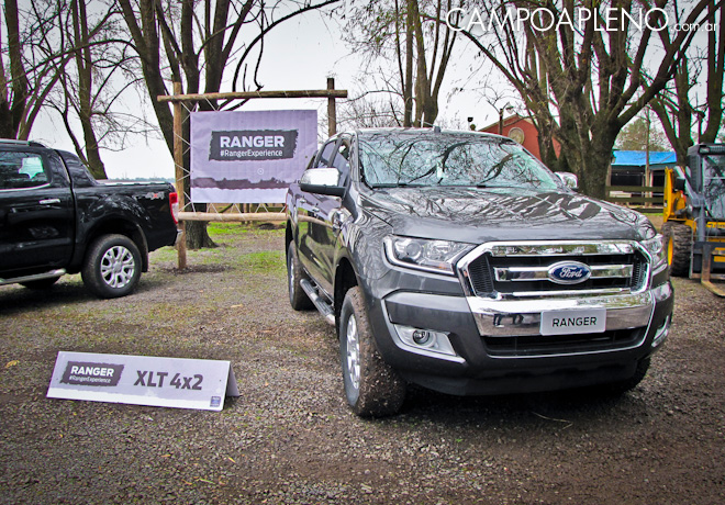 Ford Ranger Experiencie