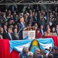 Mauricio Macri inauguro la 131ra Exposicion Rural