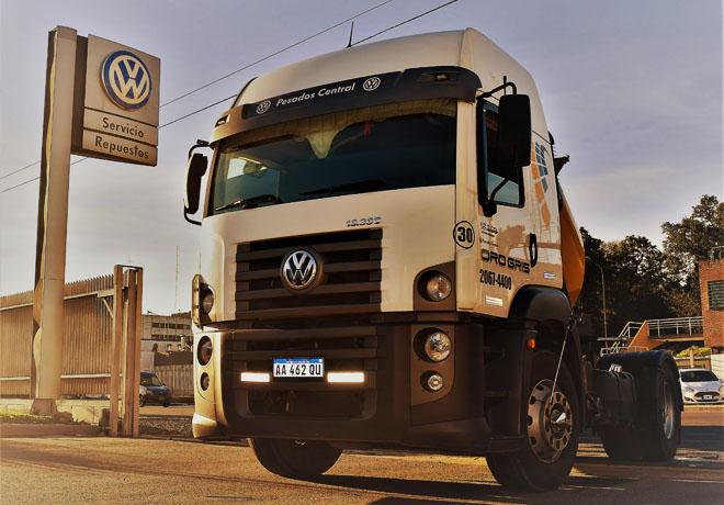 Volkswagen - Camion