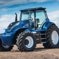 CNHI Industrial - Tractor con metano como combustible