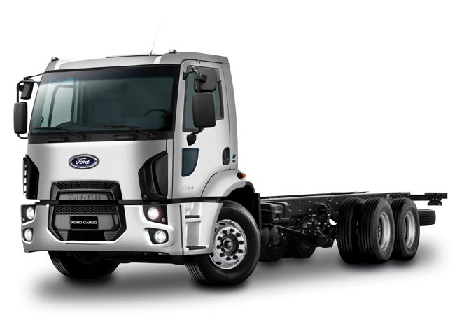 Ford Camiones incorpora nuevos modelos con tercer eje original de fábrica.