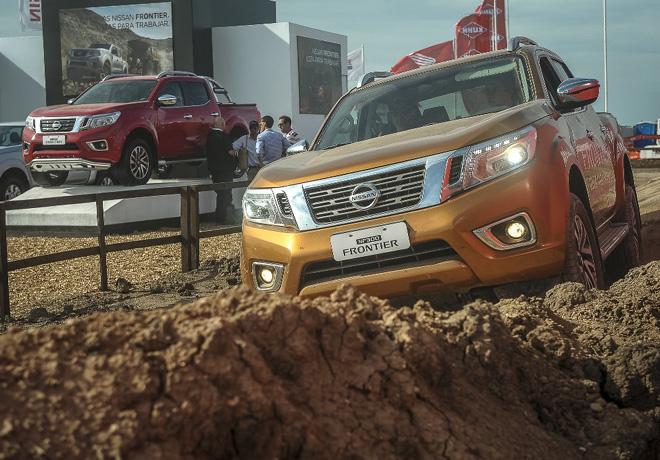 Nissan-en-Expoagro