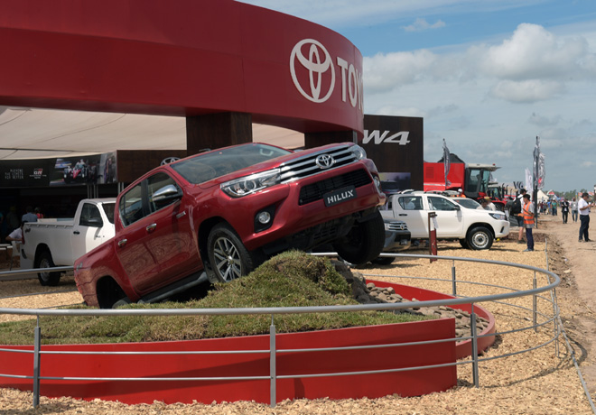 Toyota-en-Expoagro
