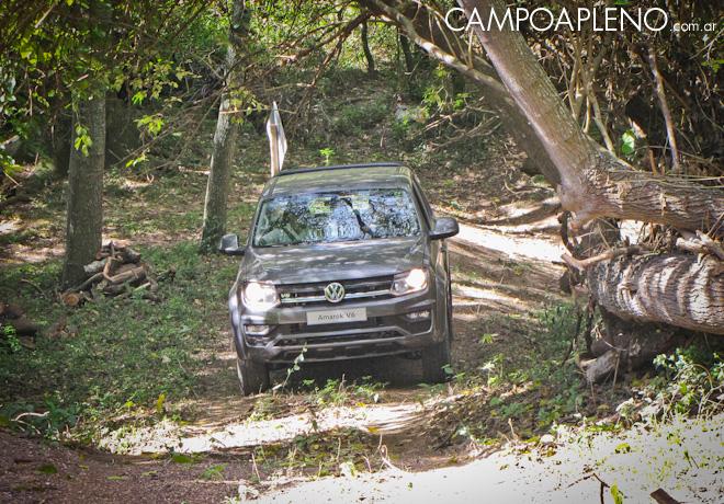VW - Presentacion Amarok V6 Comfortline 02