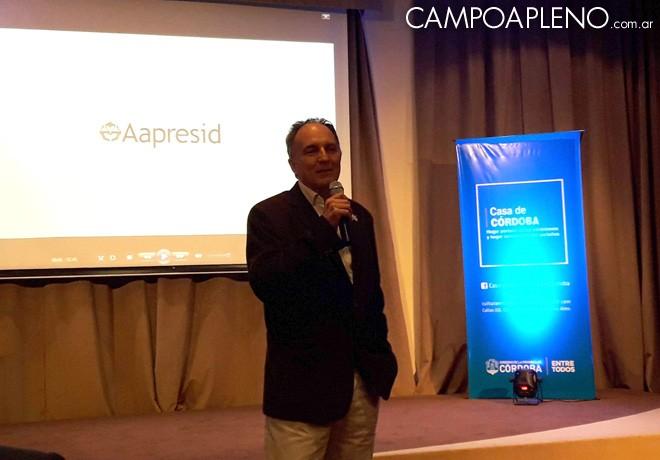 Alejandro Petek - Presidente de AAPRESID