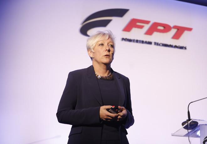 Annalisa Stupenengo - Presidente Global de FPT Industrial