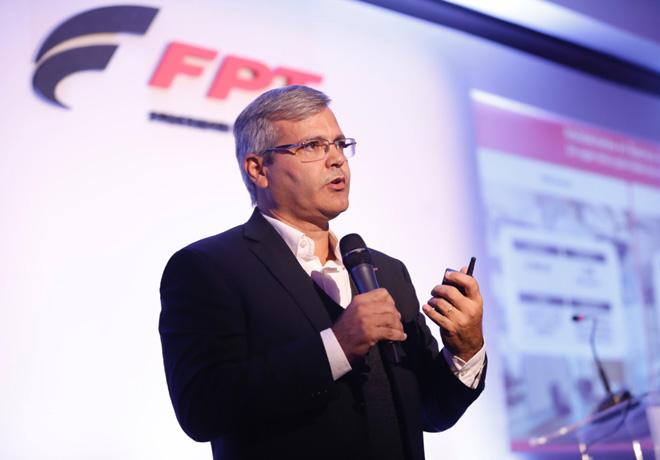 Marco Rangel - Presidente de FPT Industrial para America Latina