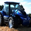 New Holland - Tractor a biometano