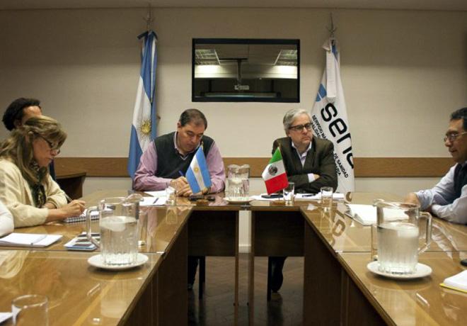 Avanzan las negociaciones para exportar cítricos a México.