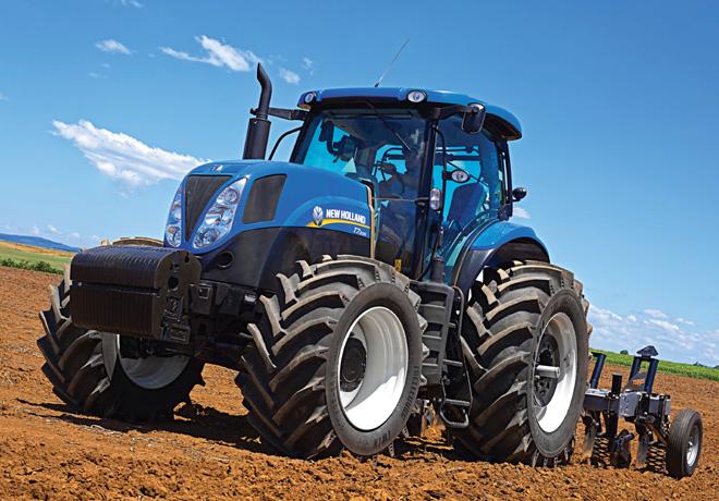 New Holland se prepara para una nueva edición de La Rural.