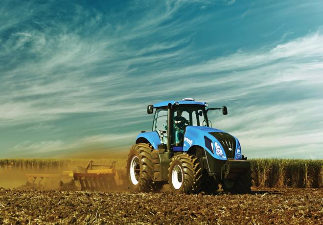 New Holland se prepara para una nueva edicion de La Rural 2
