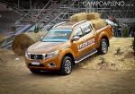 Nissan Frontier muestra toda su fuerza en La Rural de Palermo 02