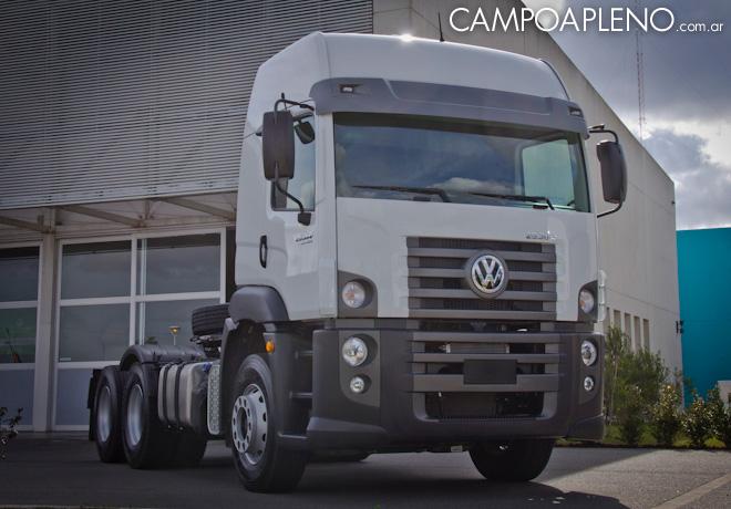 Llega a la Argentina el camión Volkswagen Constellation 25.360 versión 6×2.