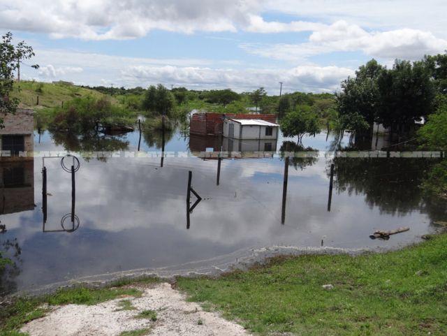 Inundaciones Chaco