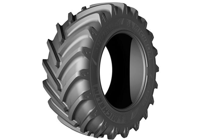 Expoagro 2019: Michelin exhibirá neumáticos agrícolas para distintos tipos de maquinaria.