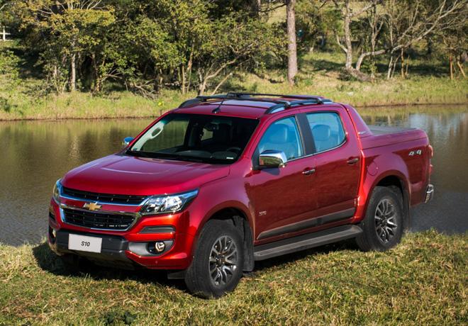Chevrolet ofrece oportunidades específicas para el sector agropecuario en Expoagro 2019.