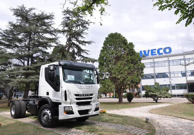 IVECO Argentina comienza la celebracion de sus 50 anios de fabricacion nacional en Expoagro