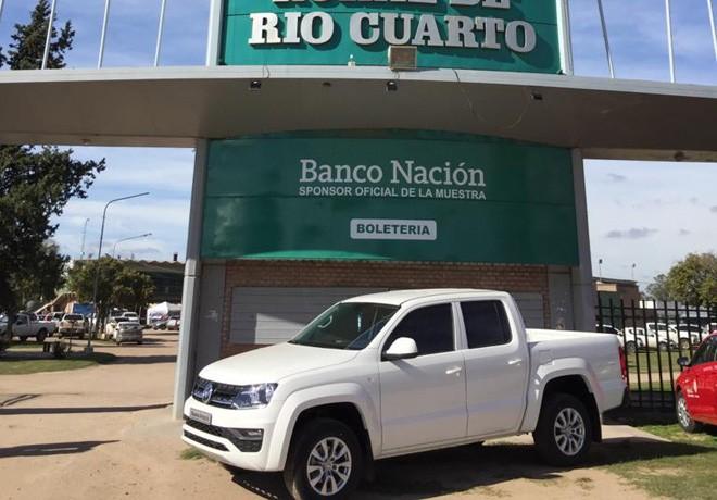 Amarok en el Congreso IMAGINA de Rio Cuarto