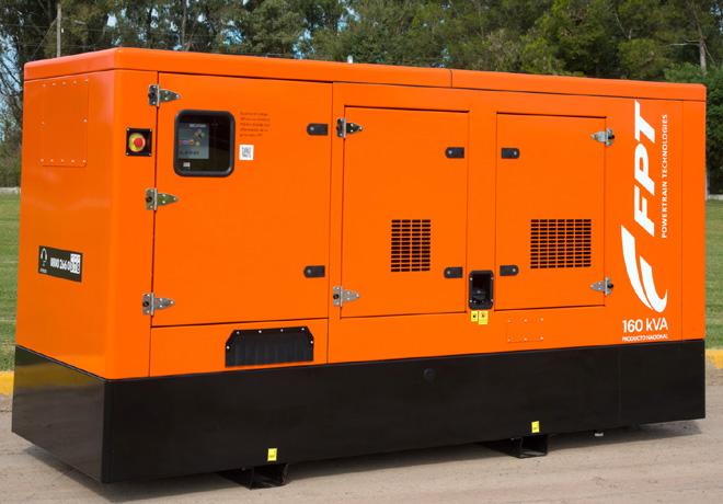 FPT - Generador GENEF80L