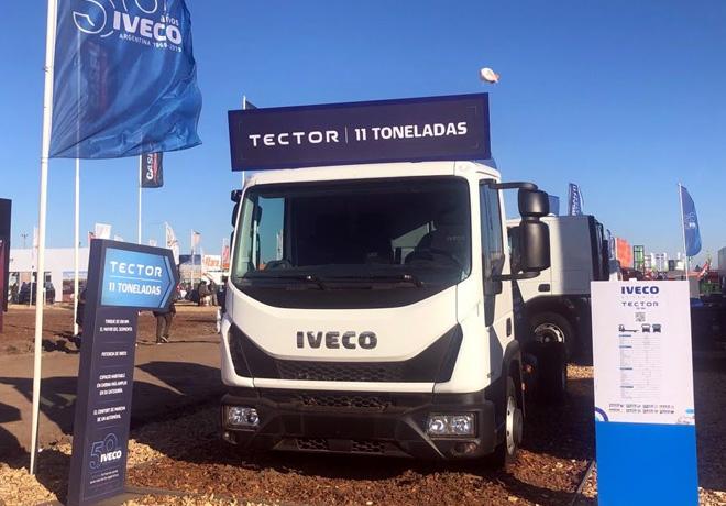 IVECO Argentina en Agroactiva 2