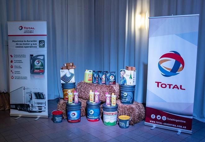 TOTAL y Distribuidora Vetaro junto al agro en un encuentro exclusivo de actualizacion en Venado Tuerto 2