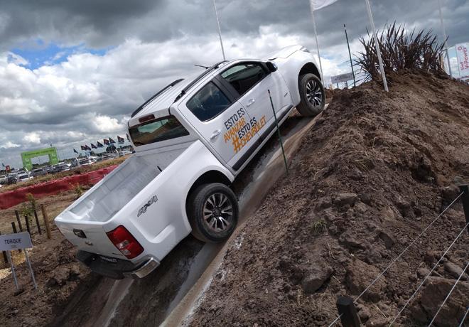 Chevrolet en-Expoagro