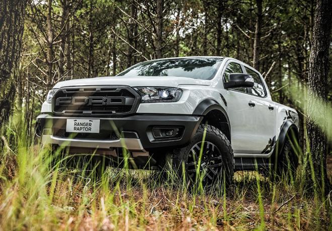 Nueva Ford Ranger Raptor