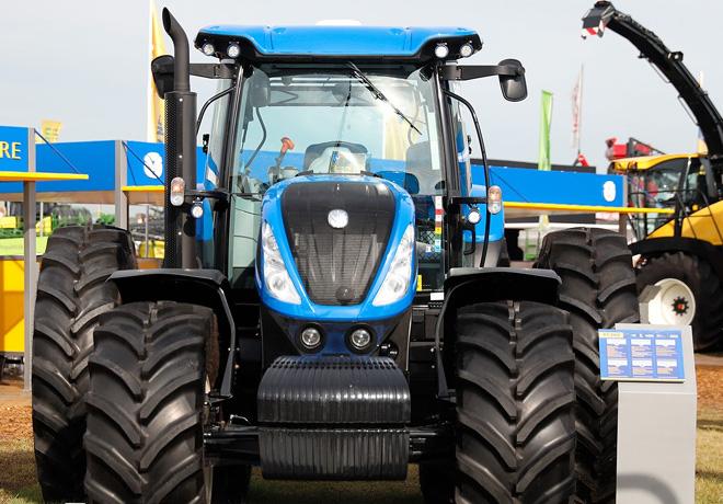 New Holland Agriculture se consolida en el segmento de tractores con su nuevo T7 Full Powershift.
