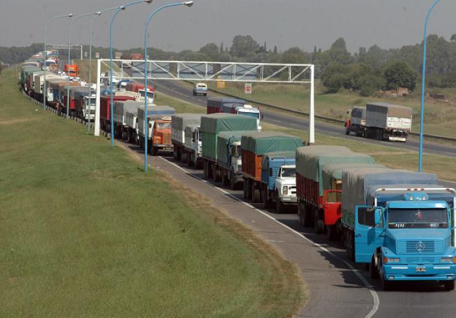 Con el 3% en diciembre, los costos de transportar mercadería en 2020 tuvieron una suba del 35%.