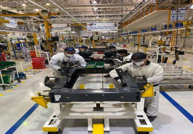 La fábrica argentina de IVECO ya está lista para retomar su producción.
