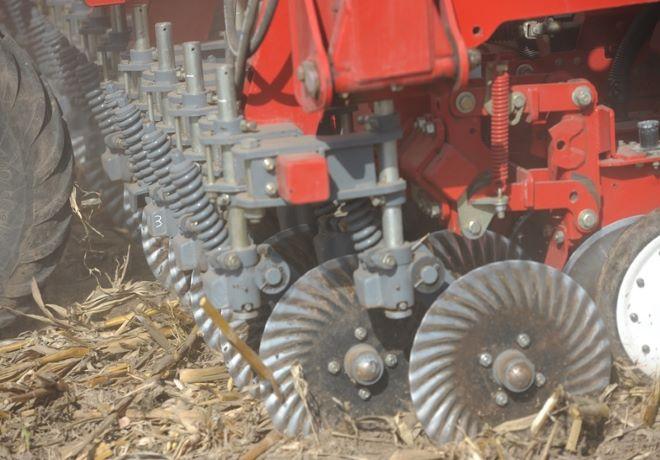 Crean una aplicación para calibrar sembradoras.