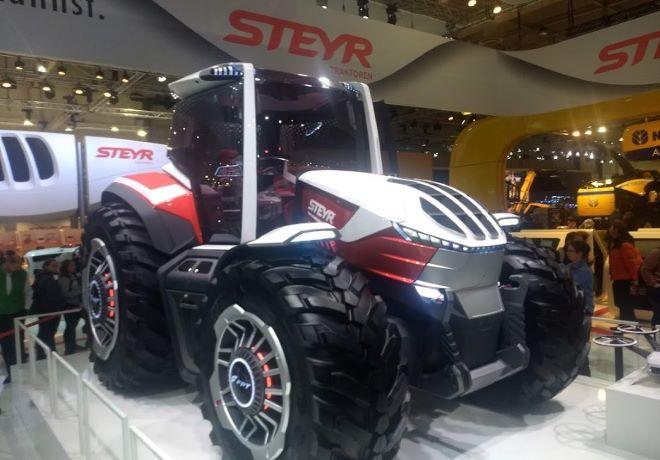 Sustentables, robotizadas y eficientes: el futuro de la maquinaria agrícola.