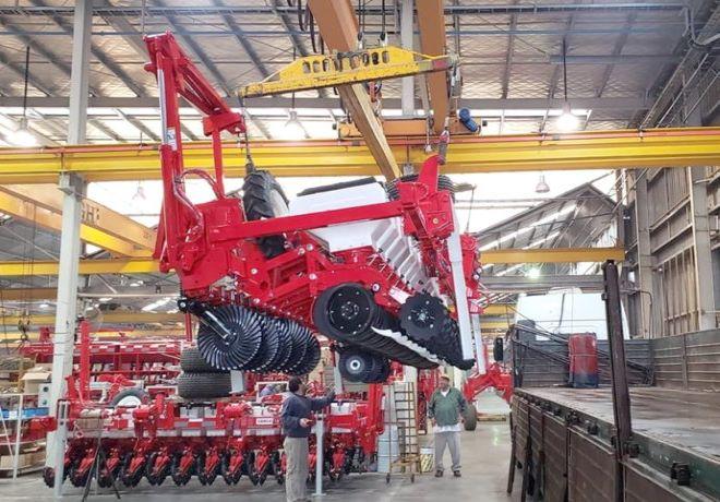 La maquinaria impulsa la reactivación en la industria metalmecánica.