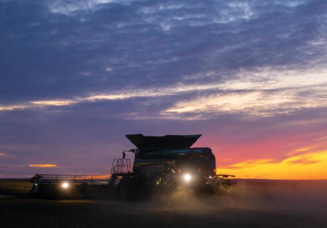 Elecciones y clima: Cómo puede seguir el negocio de agromáquinas.